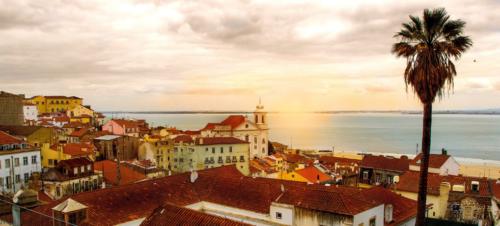 Romantic City - Go to Lisbon
