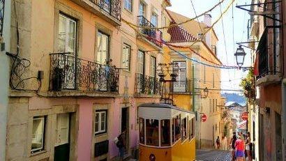 lisbon romantic city