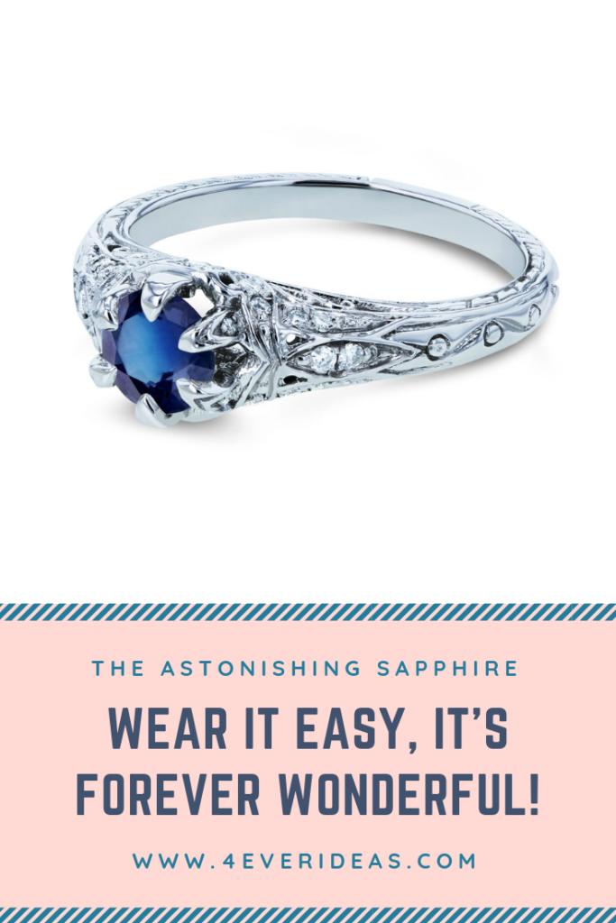 discount gemstones - sapphire