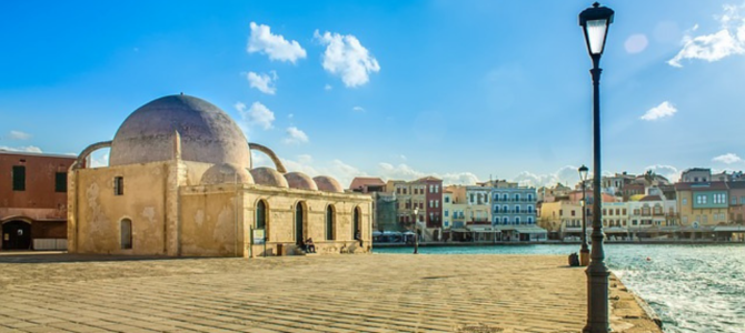 A Romantic Holiday Destination: Chania, Right in the Heart of the Aegean Sea!