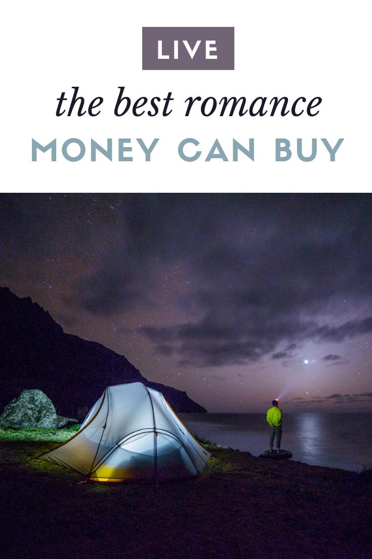 Romantic Getaway - Camping Trip