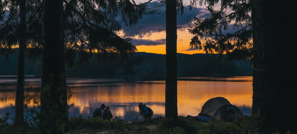 Make Your Next Romantic Getaway a Camping Trip