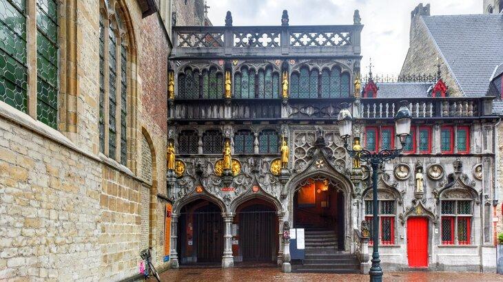 Basilica of the Holy Blood - Bruges