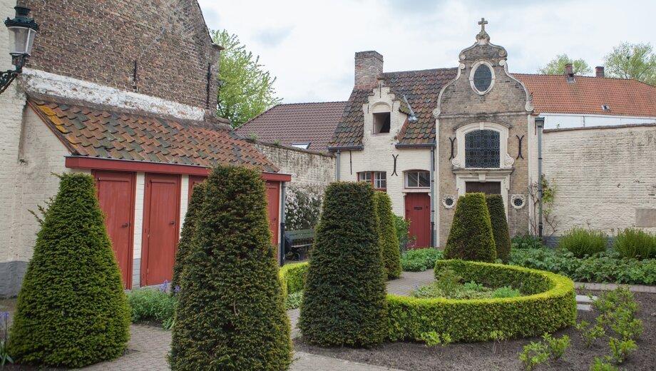 Groeninge museum - Bruges