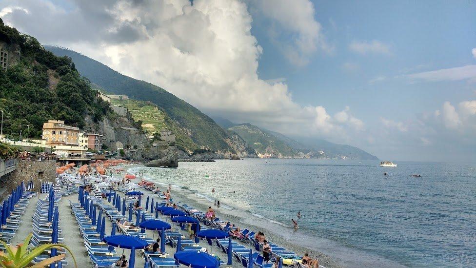 Monterosso al Mare - Romantic Getaway