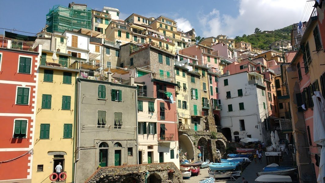 Romantic Italy Vacation - Riomaggiore - 5 Terre