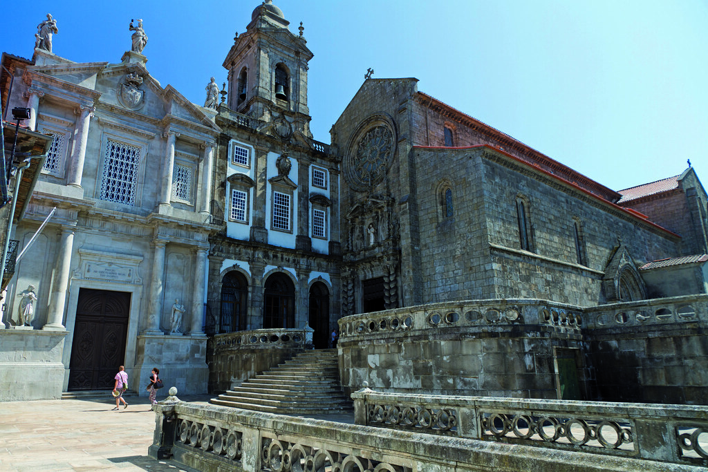 Porto - Sao Francisco Church