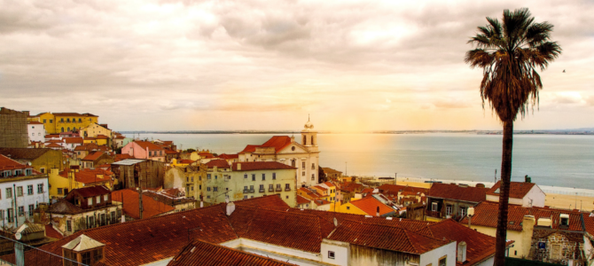 Romantic City? Go to Lisbon, Portugal for True Romance!