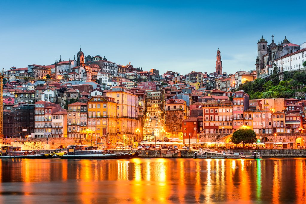 Romantic Porto - The Ribera