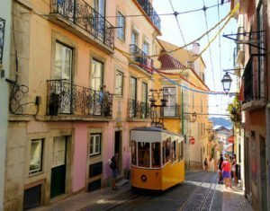 lisbon romantic city