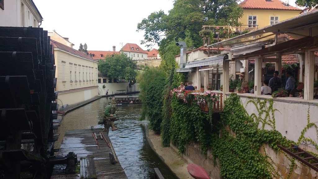 Romantic Prague's Little Venice