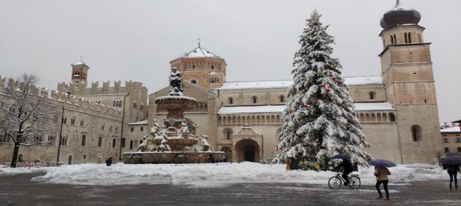 Romantic Town: Trento, Dolomiti , Italy