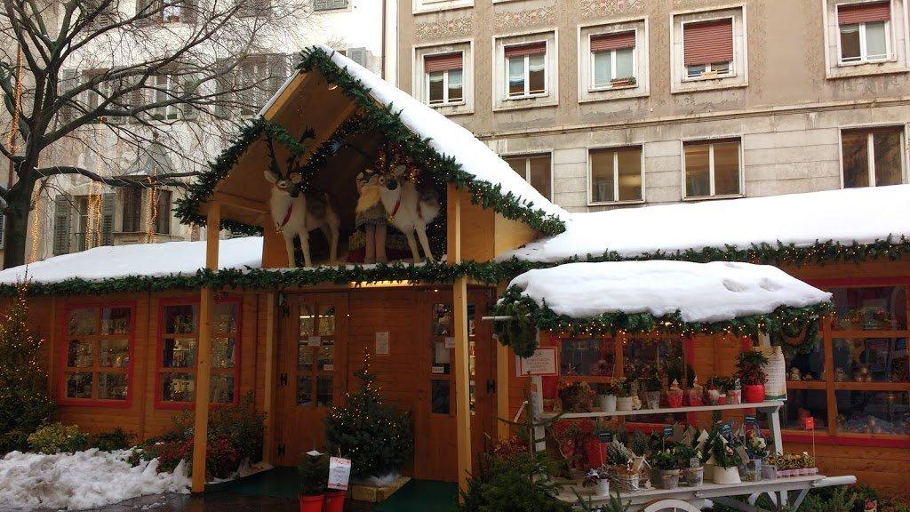 winter market