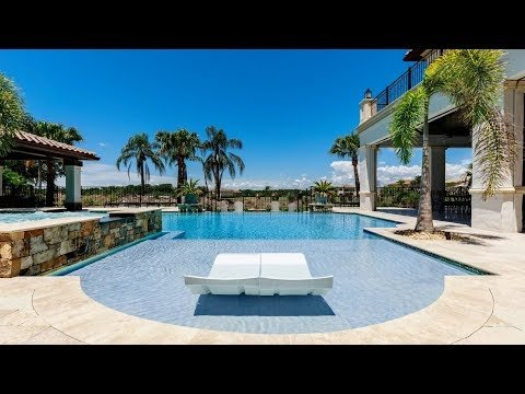 Reunion Resort 1600 – explore this incredible Orlando mansion!